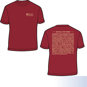 NLEMM Code 10 T-shirt